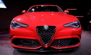 Alfa Romeo eyes us market from his flagship sedan.