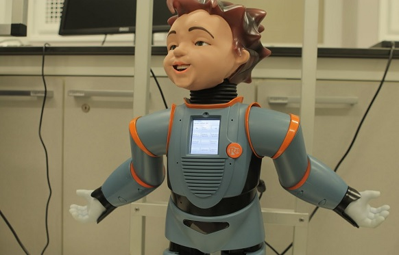 Robotics and autonomous frameworks system propelled