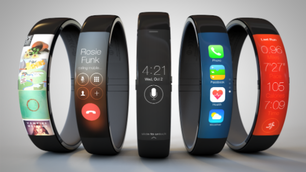 Apple launches smart watch in South Korea.