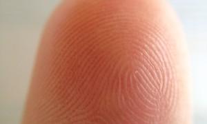 3D unique finger impression scanner to support security