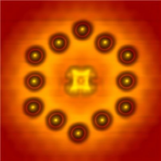 Transistor made from 'one molecules and small number of atoms'