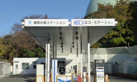 Japanese car makers to subsidize hydrogen station working expenses