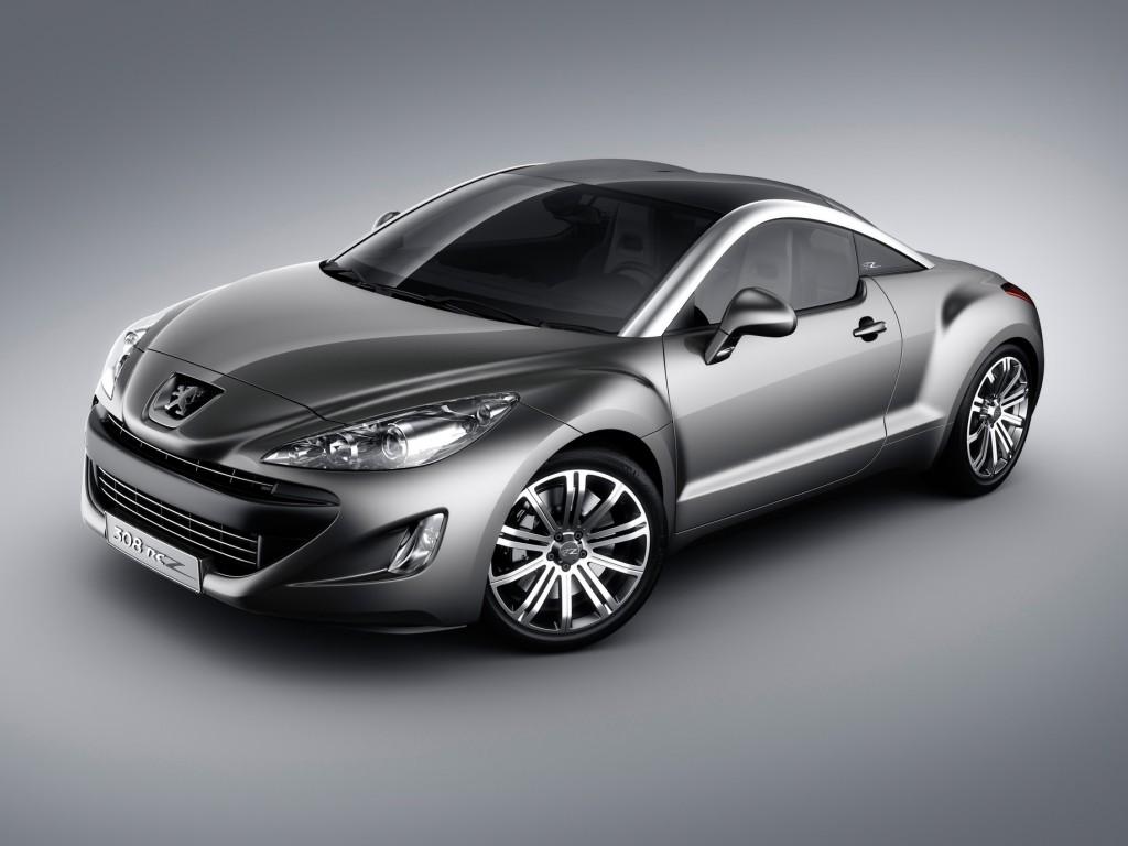 2014_Peugeot_RCZ_Side