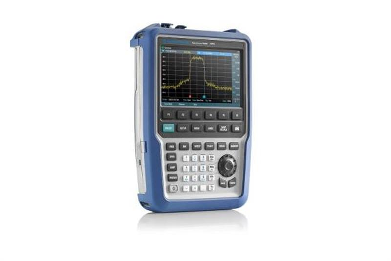 Handheld spectrum analysis for field and lab use_popup