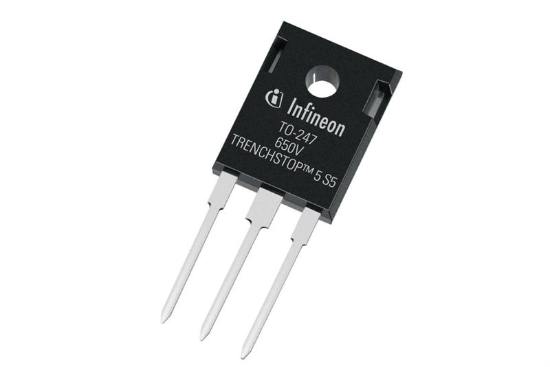 Infineons S5 IGBT is efficient and robust_popup