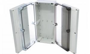 Euronord3 plastic enclosures allow quick_popup
