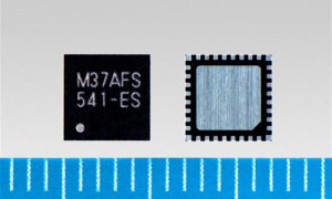 Smallest MCU with built in pre driver for motor control_popup