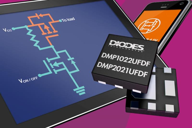Small MOSFETs reduce losses in load switching_popup