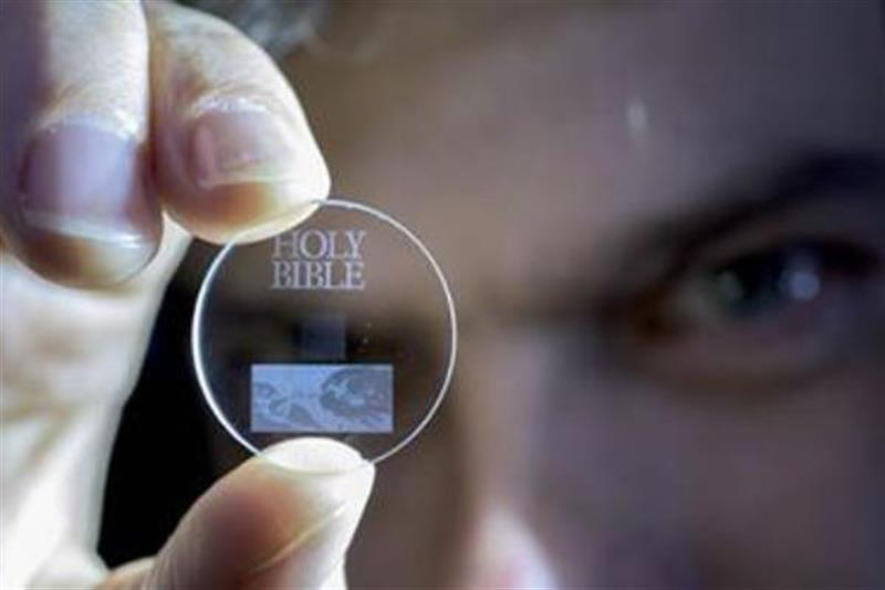 5D data storage can store 360Tbytes of data for 13bn years_popup