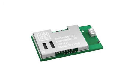 Low power Bluetooth module for IoT applications_popup