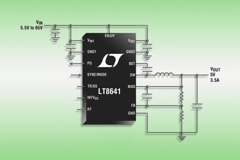 Synchronous step down switching regulator delivers 94 efficiency_popup