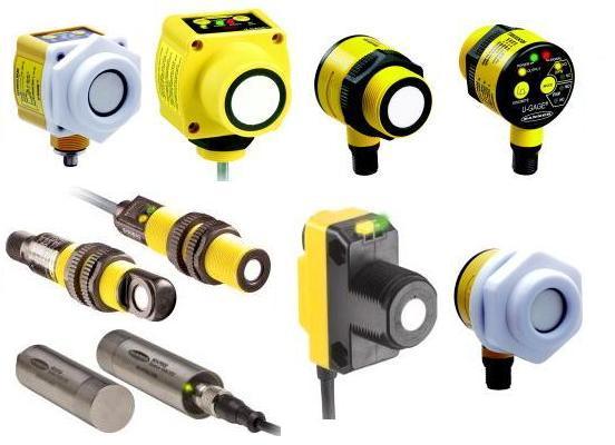 Ultrasonic Sensors 1