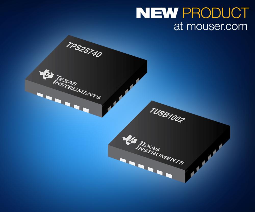 Print_Texas Instruments USB Solutions