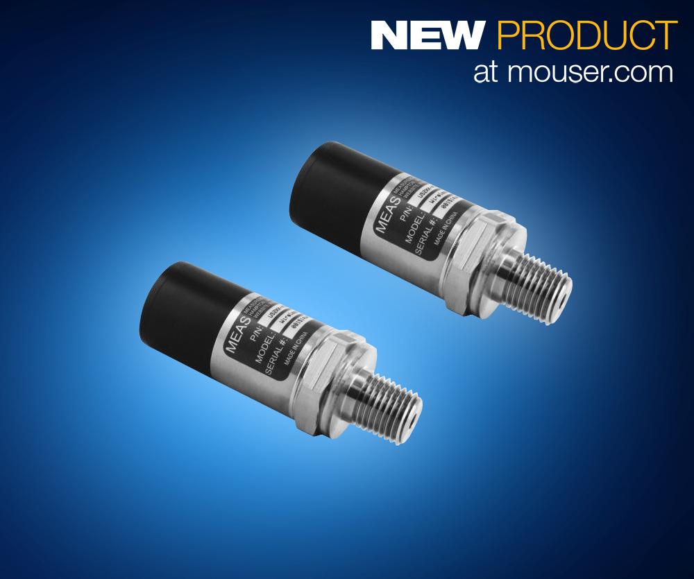Dual-Input M5600 and U5600 Wireless Pressure Transducers