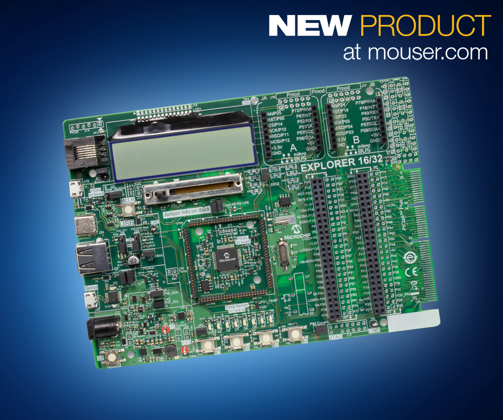 print_microchip-explorer-16-32-dev-board