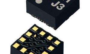 Kionix's New KXTJ3 3-Axis Accelerometer