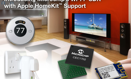 Wi-Fi SDK with HomeKit support PR graphic
