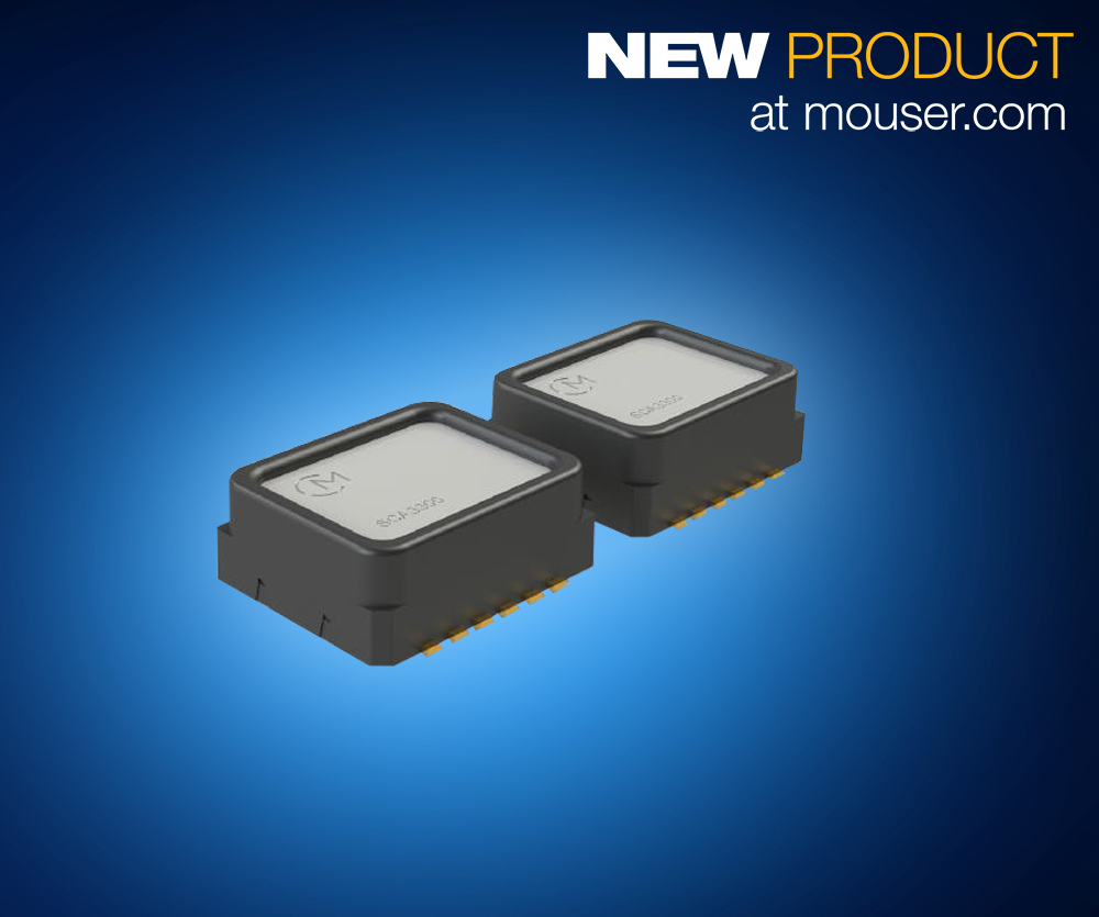 Muratas 3 Axis Mems Accelerometer And Inclinometer Now At Mouser Wiring Diagram Delivers Exceptional Stability Reliability Low Noise