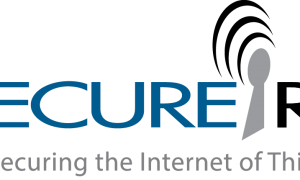 SecureRF Company Logo -tagline-R