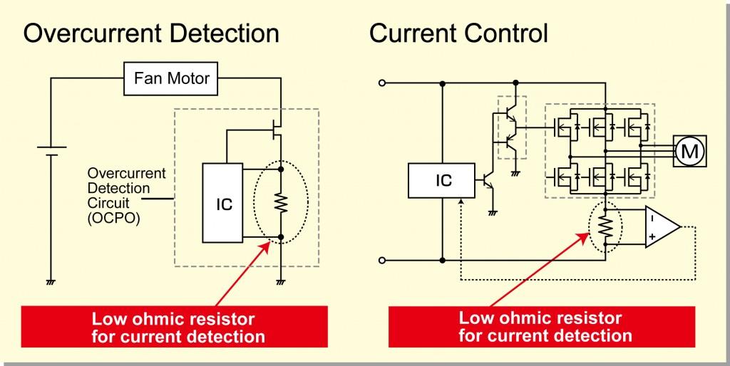 Compact High-Power Low-Ohmic Shunt Resistors 6