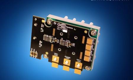 PRINT_GaN Systems 3rdGen IMS Boards