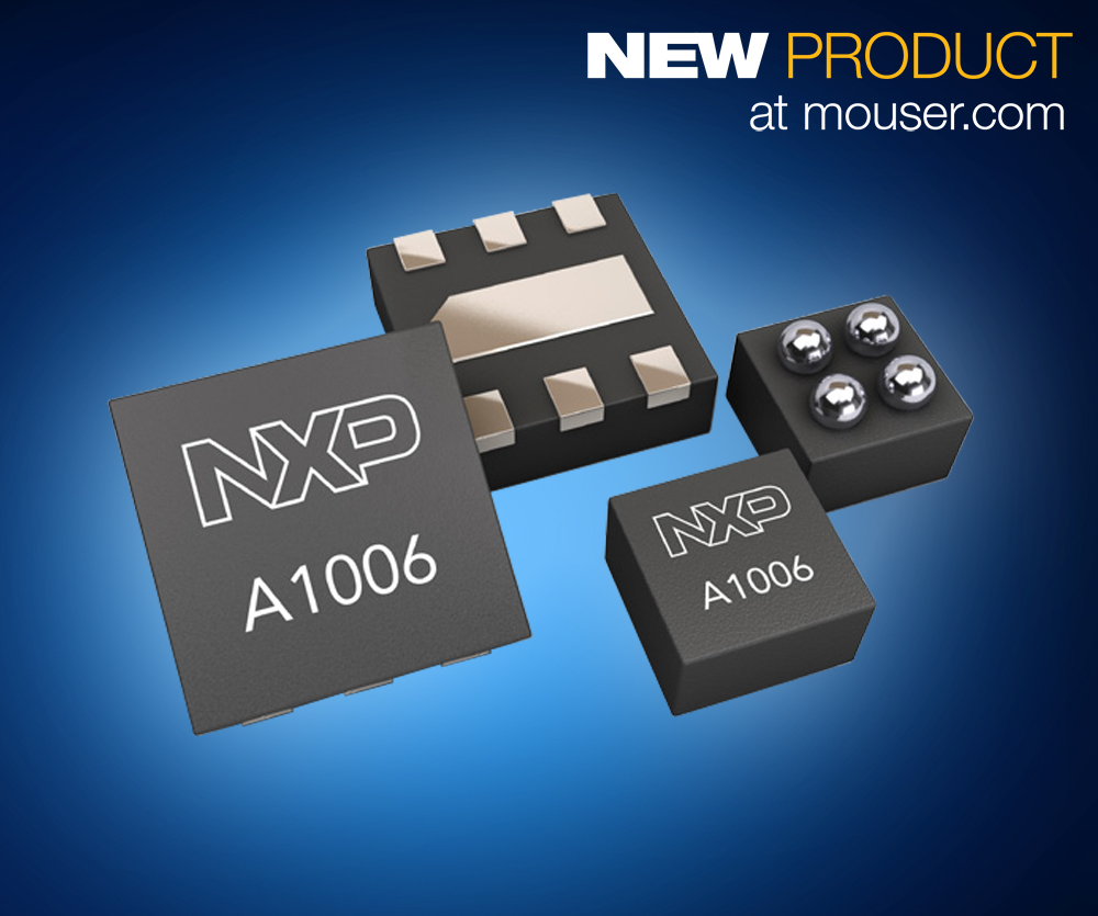 PRINT_NXP Semiconductors A1006 Secure Authenticator