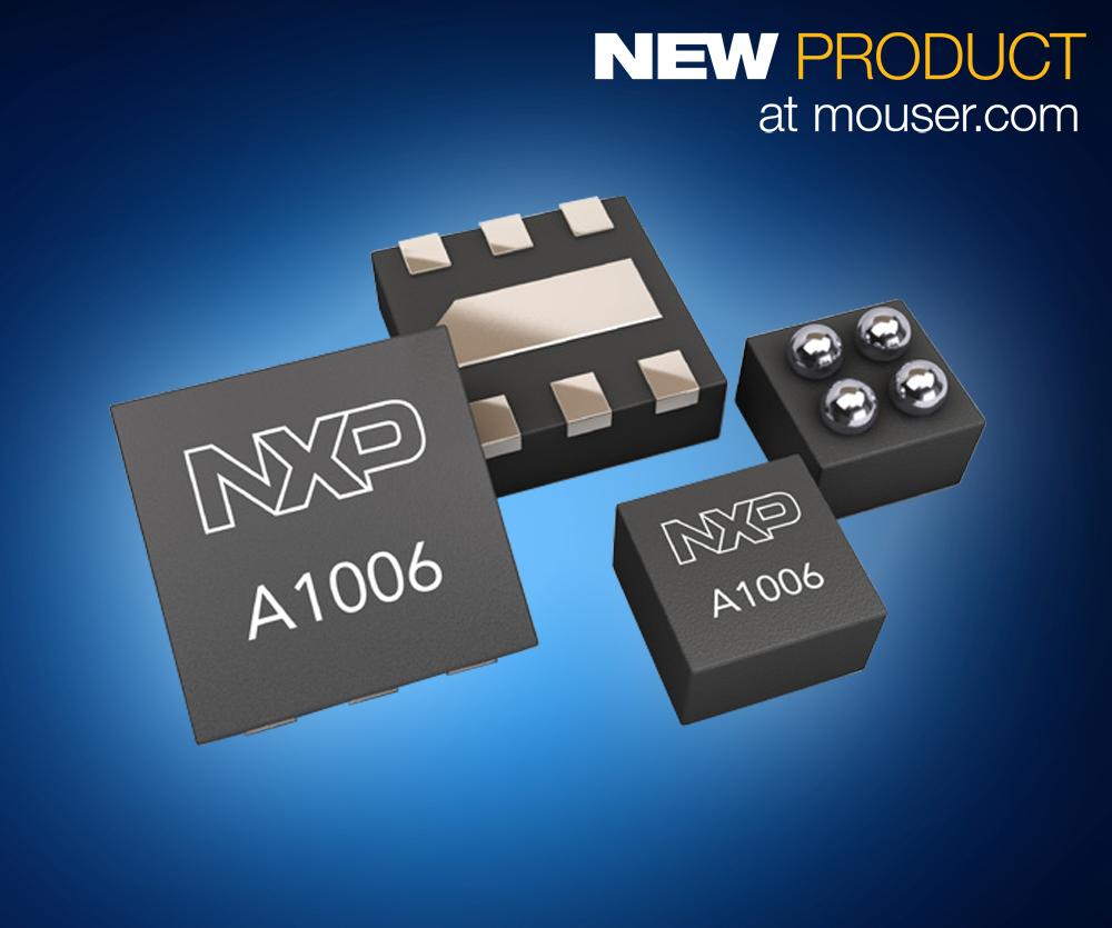 PRINT_NXP Semiconductors A1006 Secure Authenticator