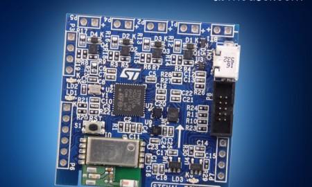 PRINT_ST STEVAL-FCU001V1 Eval Board