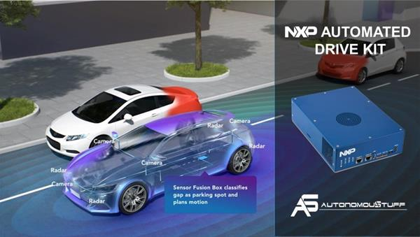 NXP Introduces Automated Drive Kit for Open, Fast and