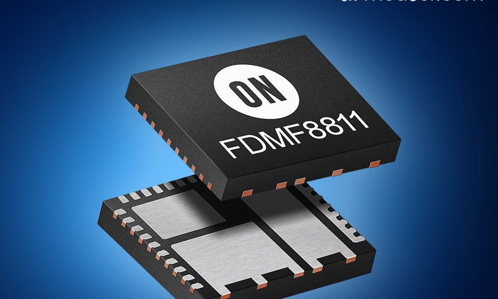 PRINT_ON Semi FDMF8811 BPS module