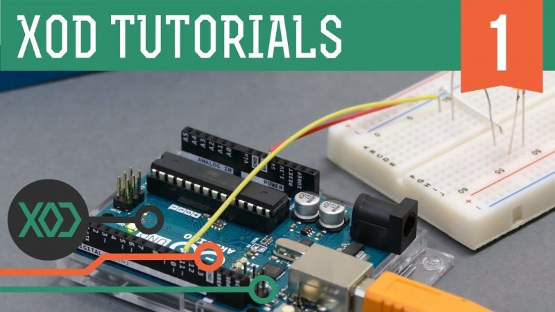 How to make electronics project with XOD -
