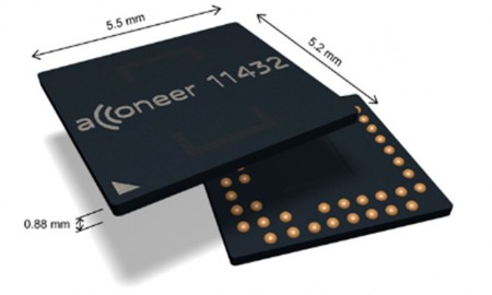 Acconeer A1 Radar Sensor