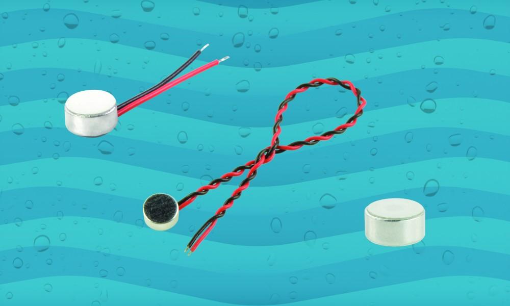 CUI101_waterproof_electret_condenser_microphones