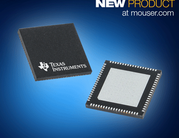 Mouser Electronics Components & Products News