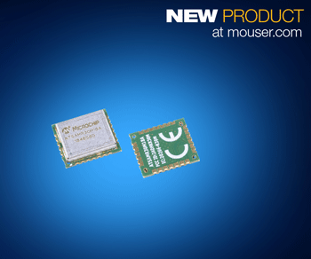 Microchip's SAM R30 Sub-GHz Module for Ultra-Low-Power WPAN